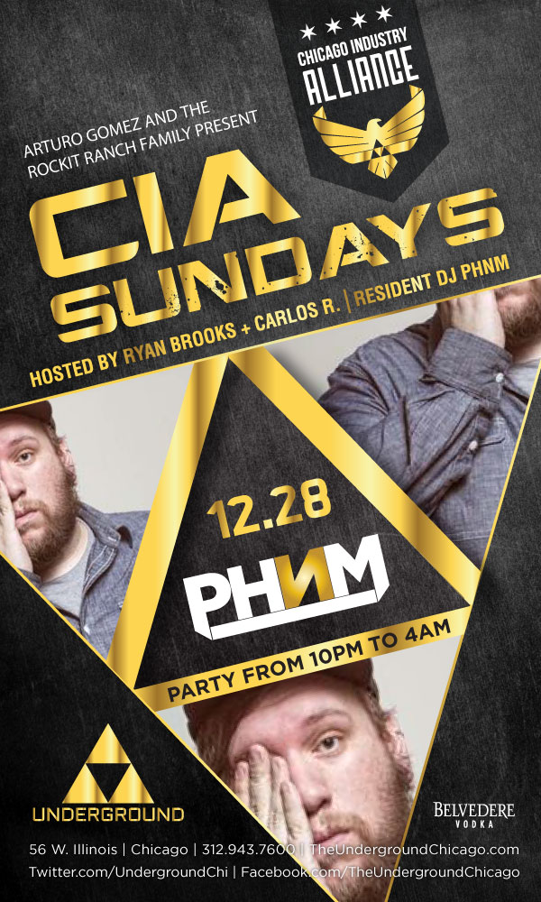 Chicago Industry Alliance with PHNM