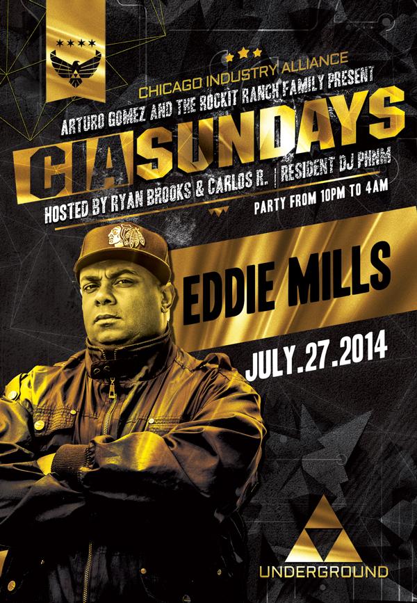 Chicago Industry Alliance with DJ Eddie Mills