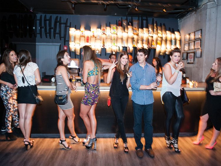 Time Out Names The Underground River North S Top Music