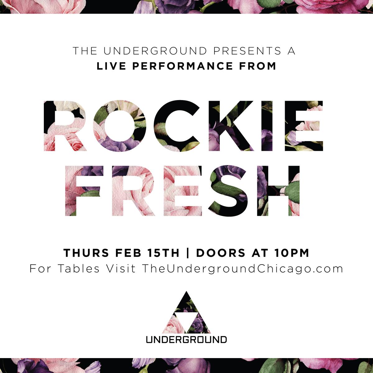 Rockie Fresh – Live Performance