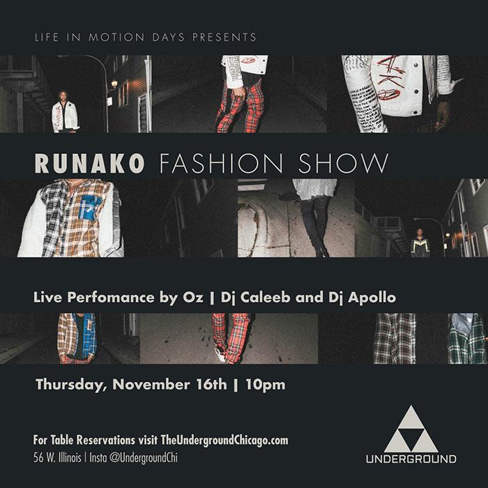 Runako Fashion Show