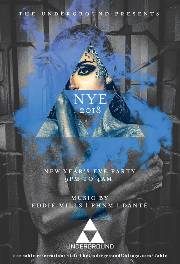 New Year's Eve Party River North