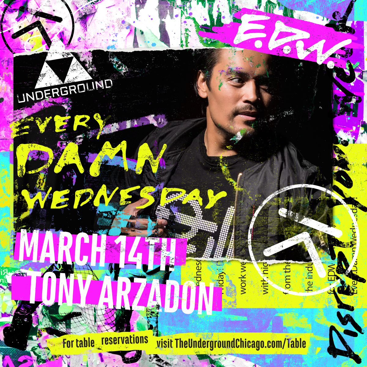 EDW with Tony Arzadon